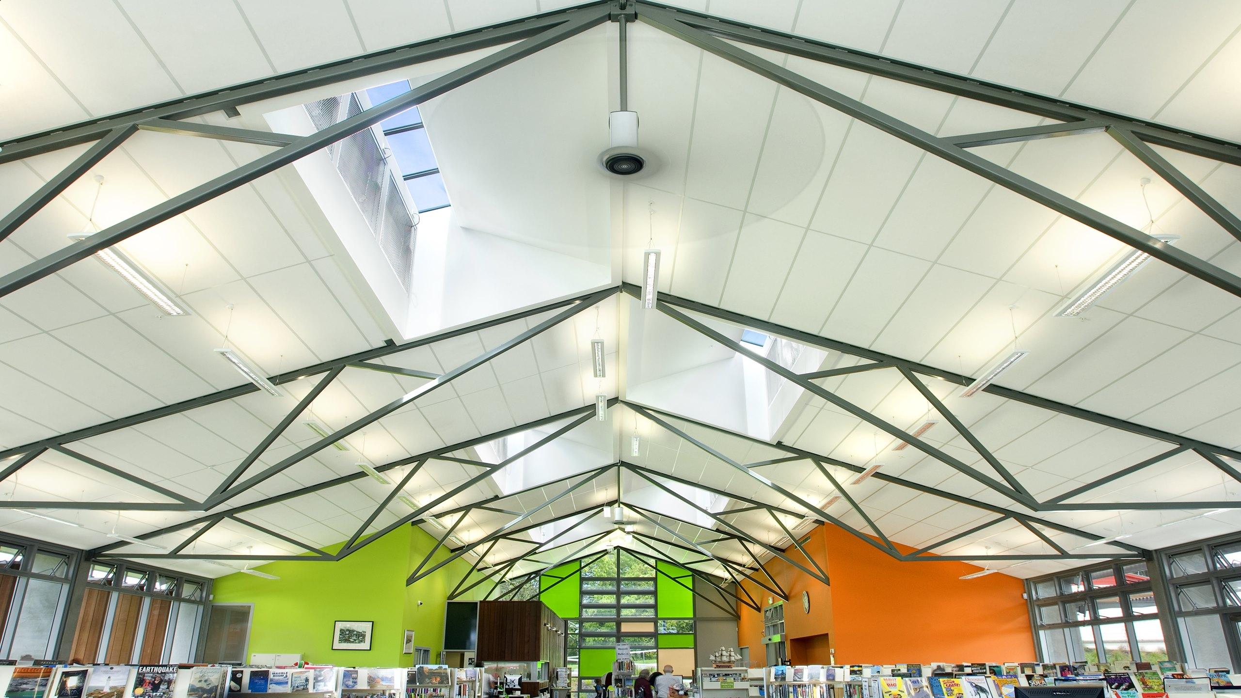 Wellsford Memorial Library - Triton 25